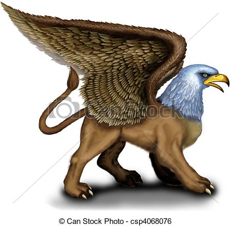 Griffon clipart #10, Download drawings