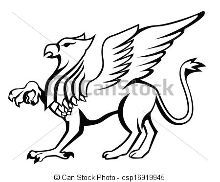 Griffon clipart #13, Download drawings