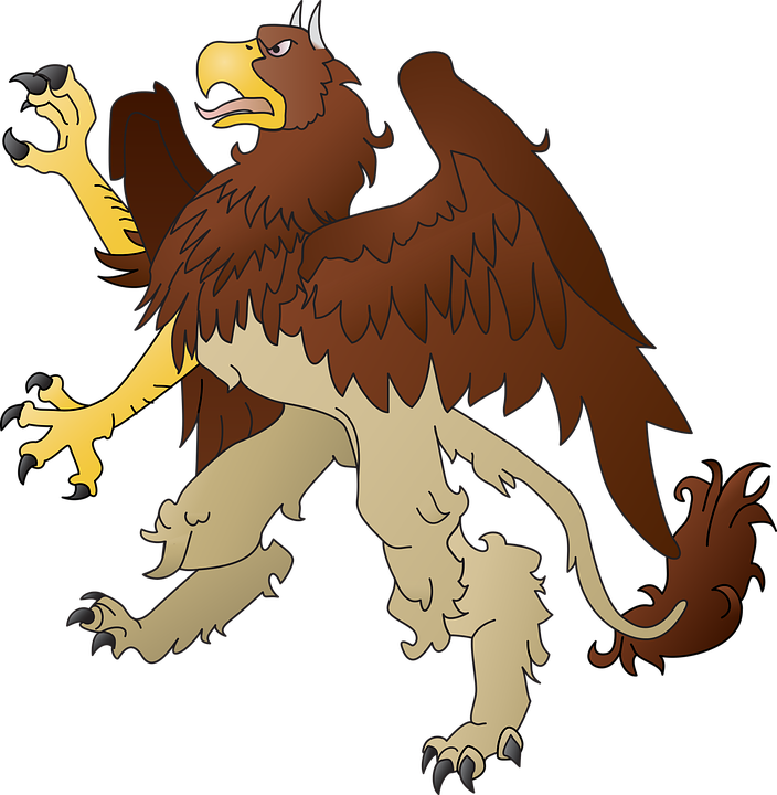 Griffon svg #7, Download drawings