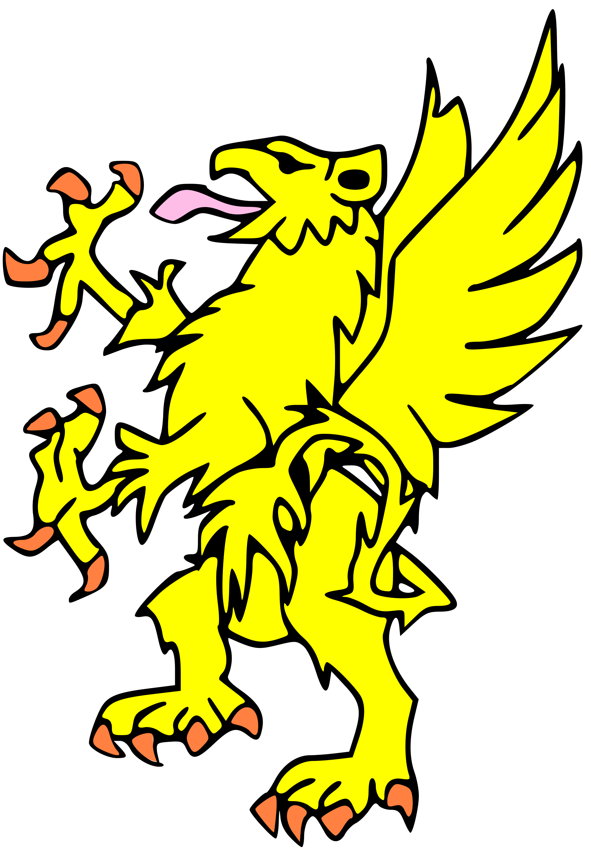 Griffon svg #14, Download drawings