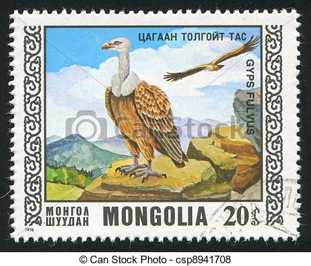Griffon Vulture clipart #7, Download drawings