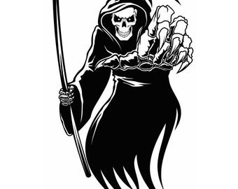 Grim Reaper svg #464, Download drawings