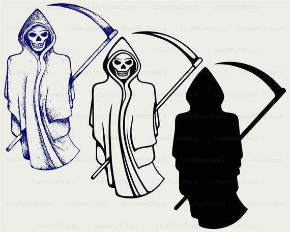 Grim Reaper svg #467, Download drawings