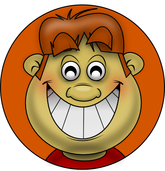 Grin clipart #3, Download drawings