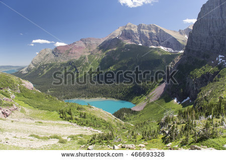 Grinnell Glacier clipart #2, Download drawings