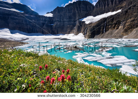 Grinnell Glacier clipart #5, Download drawings