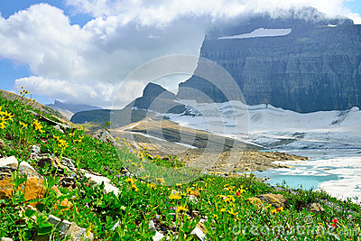 Grinnell Glacier clipart #8, Download drawings