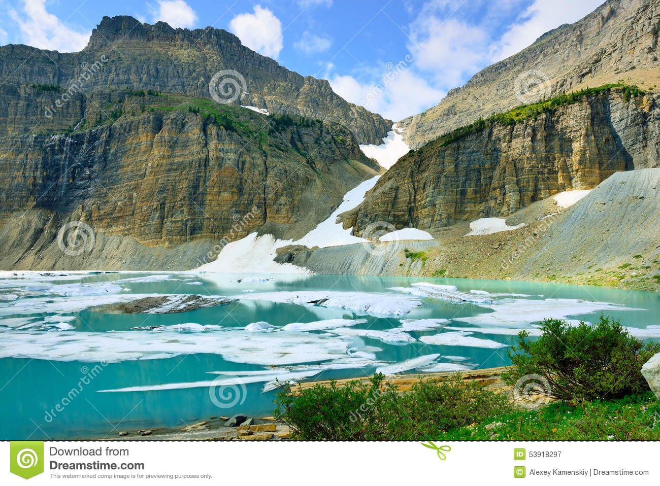 Grinnell Glacier clipart #20, Download drawings