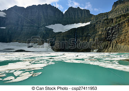 Grinnell Glacier clipart #13, Download drawings