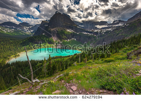 Grinnell Lake clipart #8, Download drawings