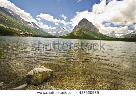 Grinnell Lake clipart #2, Download drawings