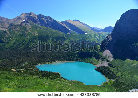 Grinnell Lake clipart #5, Download drawings