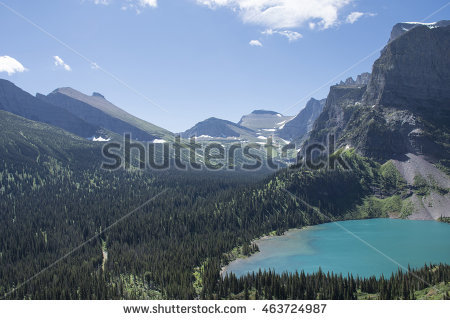 Grinnell Lake clipart #1, Download drawings