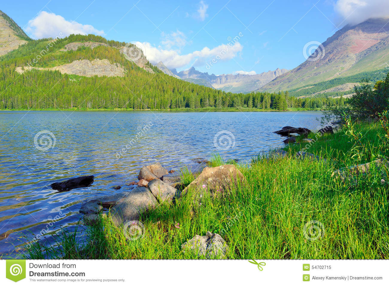 Grinnell Lake clipart #4, Download drawings