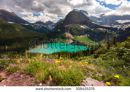 Grinnell Lake clipart #13, Download drawings