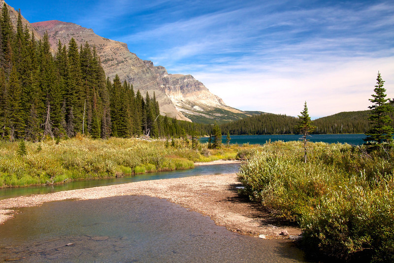 Grinnell Lake coloring #9, Download drawings