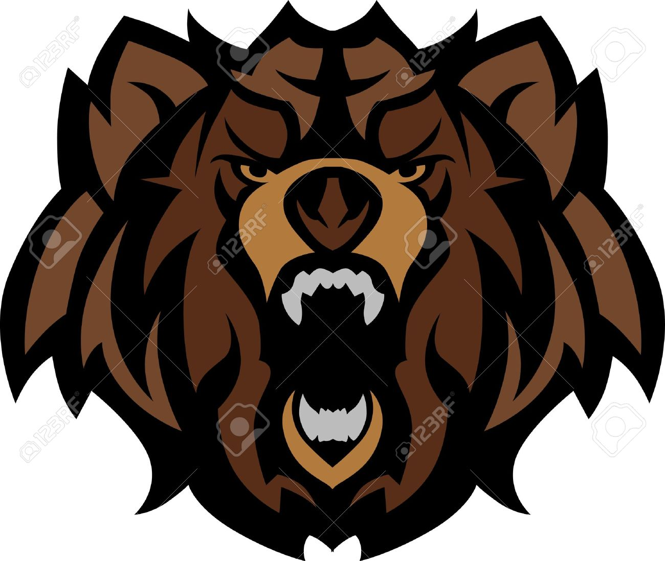 Grizzly Bear clipart #7, Download drawings