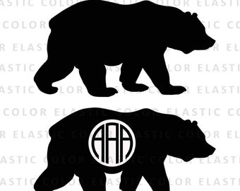Grizzly Bear svg #190, Download drawings