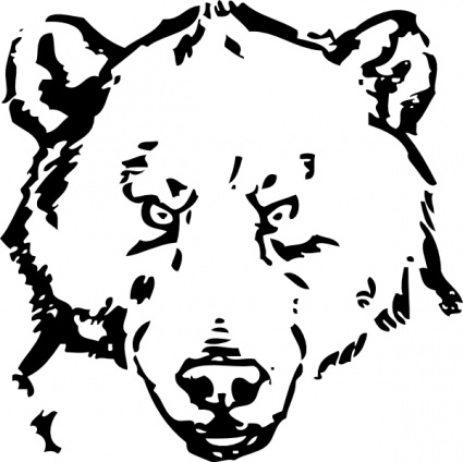 Grizzly Bear svg #194, Download drawings