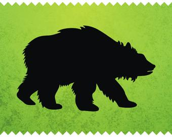 Grizzly Bear svg #195, Download drawings