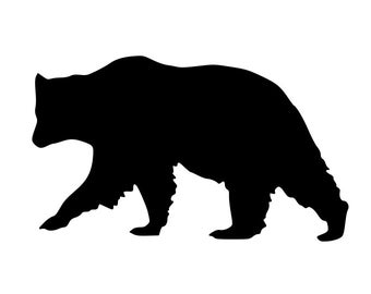 Grizzly Bear svg #1002, Download drawings