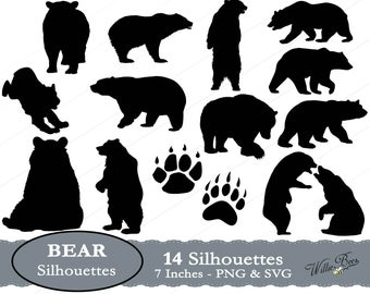 Grizzly Bear svg #191, Download drawings