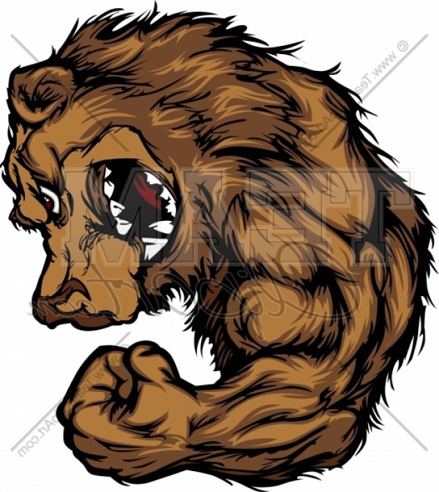 Grizzly clipart #1, Download drawings