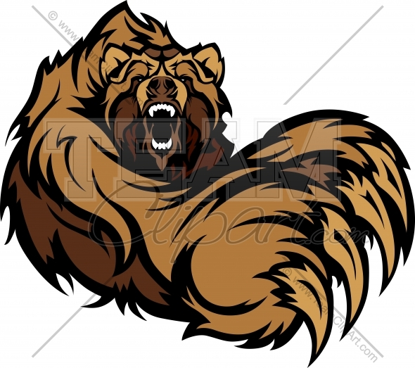 Grizzly clipart #9, Download drawings