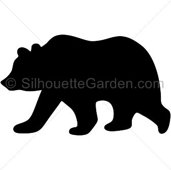 Grizzly Bear svg #188, Download drawings