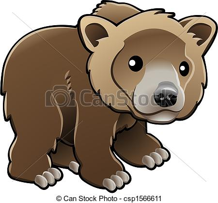 Grizzly Cubs clipart #8, Download drawings