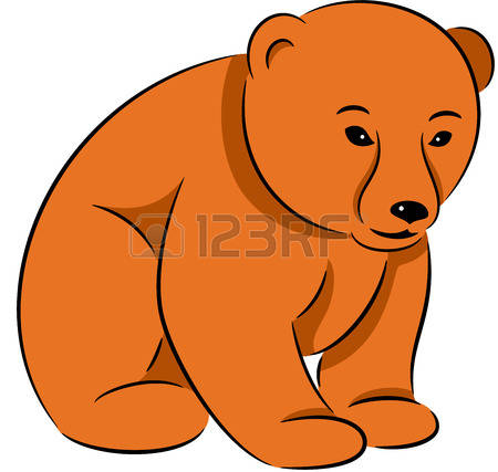Grizzly Cubs clipart #5, Download drawings