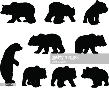 Grizzly Cubs clipart #7, Download drawings