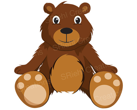 Grizzly Cubs clipart #17, Download drawings