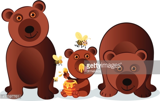 Grizzly Family clipart #9, Download drawings