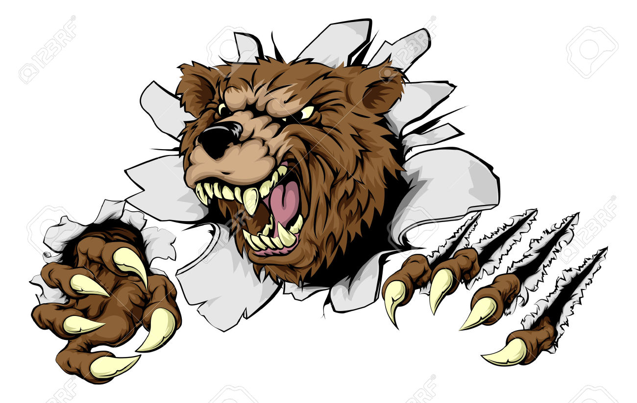 Grizzly Family clipart #1, Download drawings