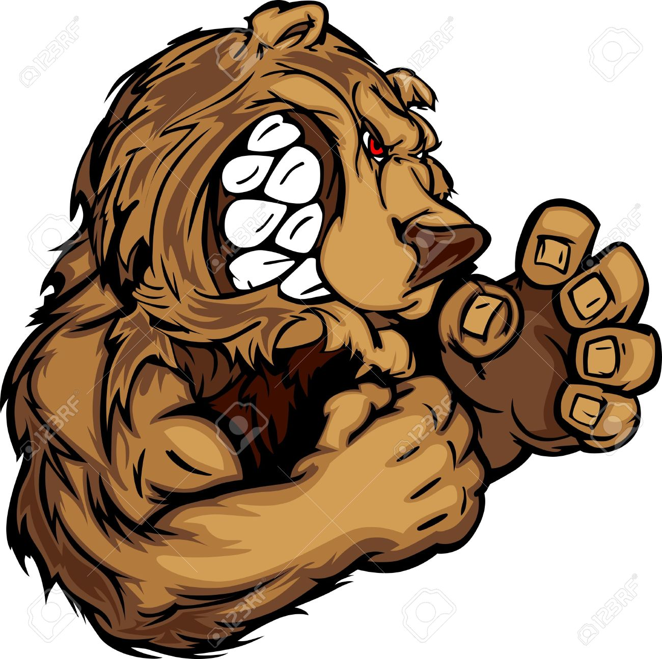 Grizzly Family clipart #19, Download drawings