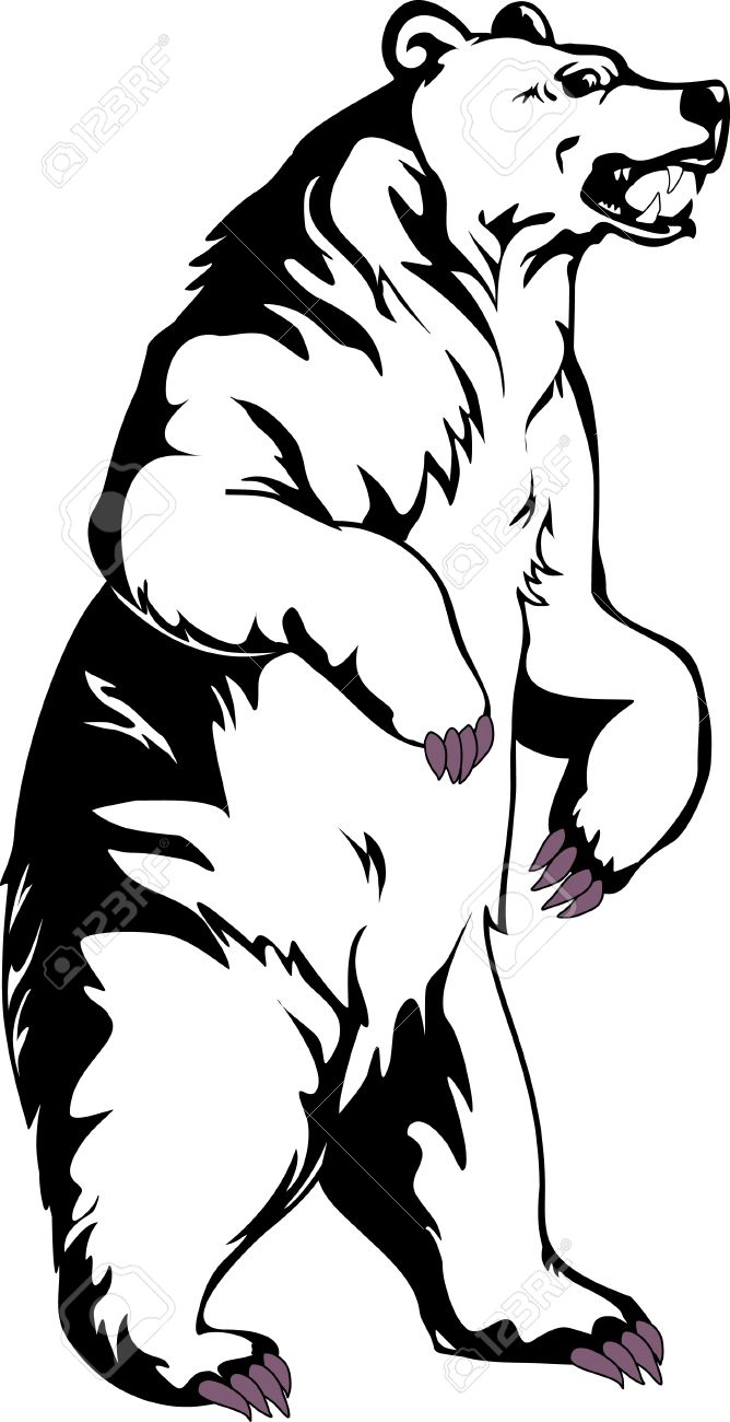 Grizzly Family clipart #12, Download drawings