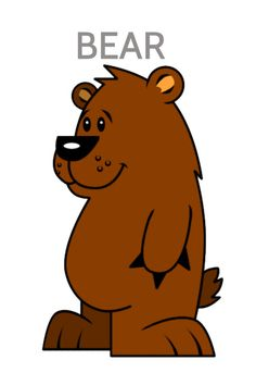 Grizzly Family In Spring clipart #12, Download drawings