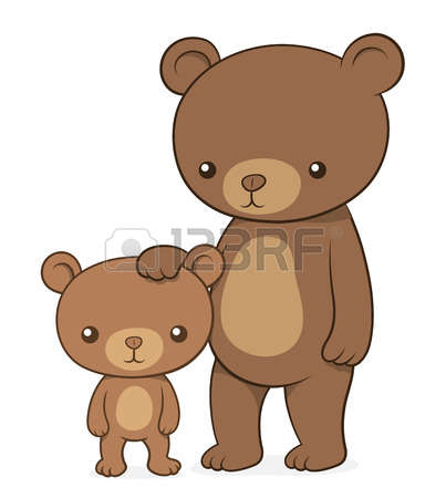 Grizzly Family clipart #18, Download drawings