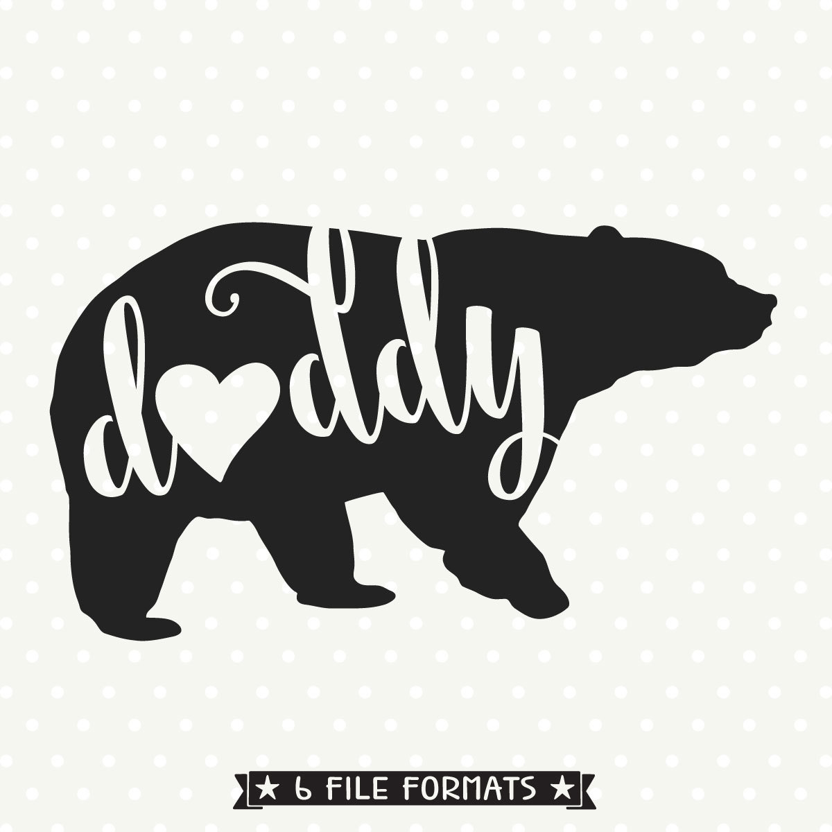 Grizzly Family svg #10, Download drawings
