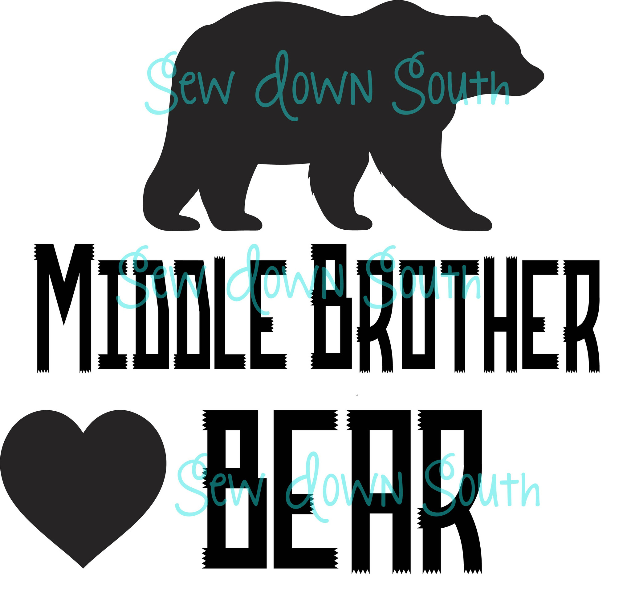 Grizzly Family svg #4, Download drawings