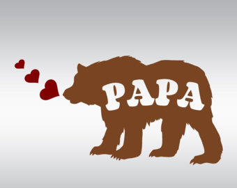 Grizzly Family svg #7, Download drawings