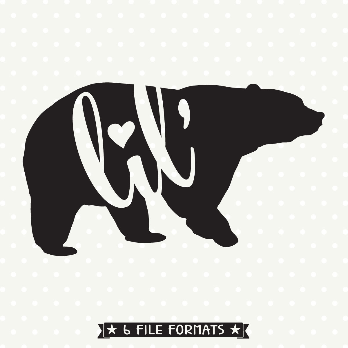Grizzly Family svg #9, Download drawings
