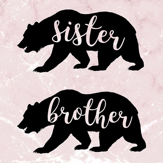 Grizzly Family svg #11, Download drawings
