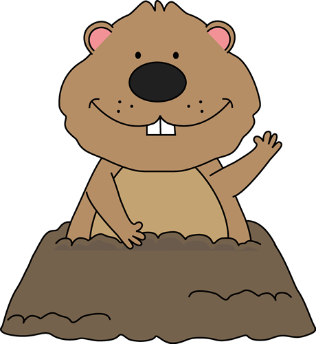 Groundhog clipart #20, Download drawings