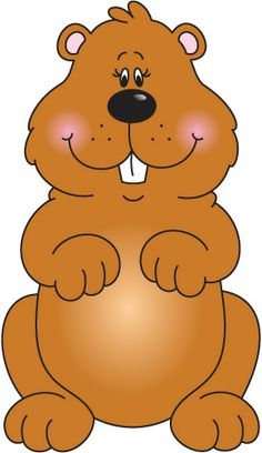 Groundhog clipart #7, Download drawings