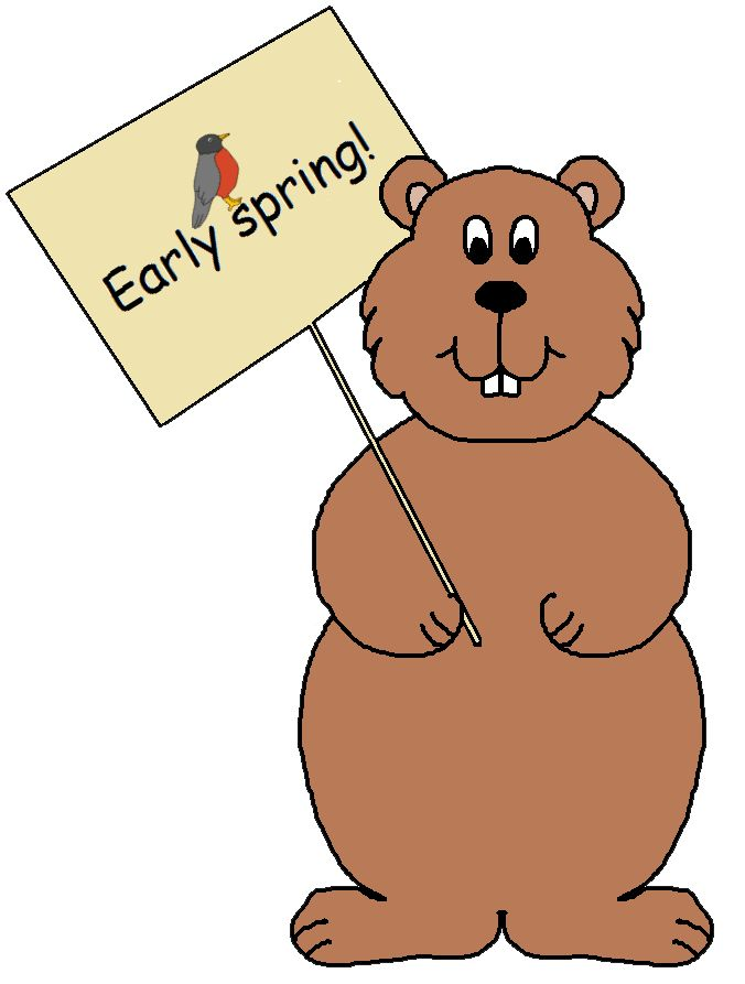 Groundhog clipart #5, Download drawings