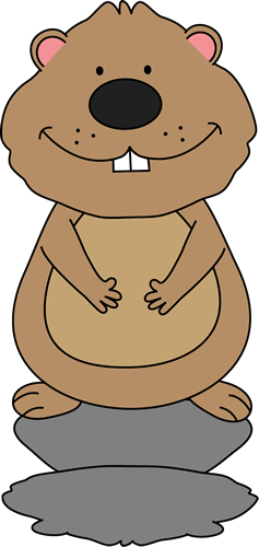 Groundhog clipart #18, Download drawings