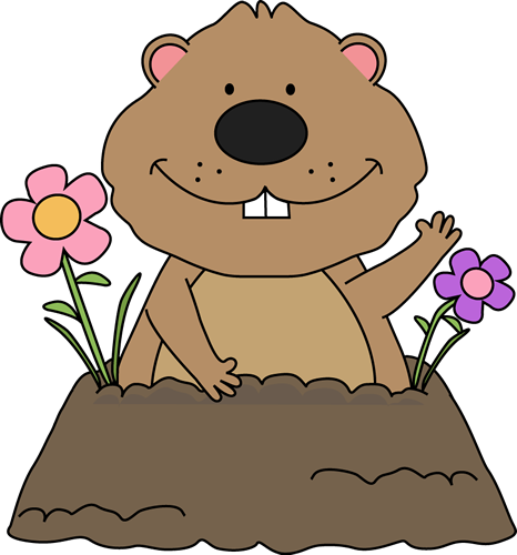 Groundhog clipart #17, Download drawings