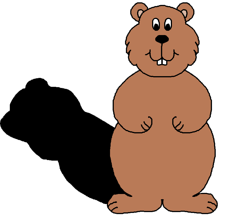 Groundhog clipart #14, Download drawings